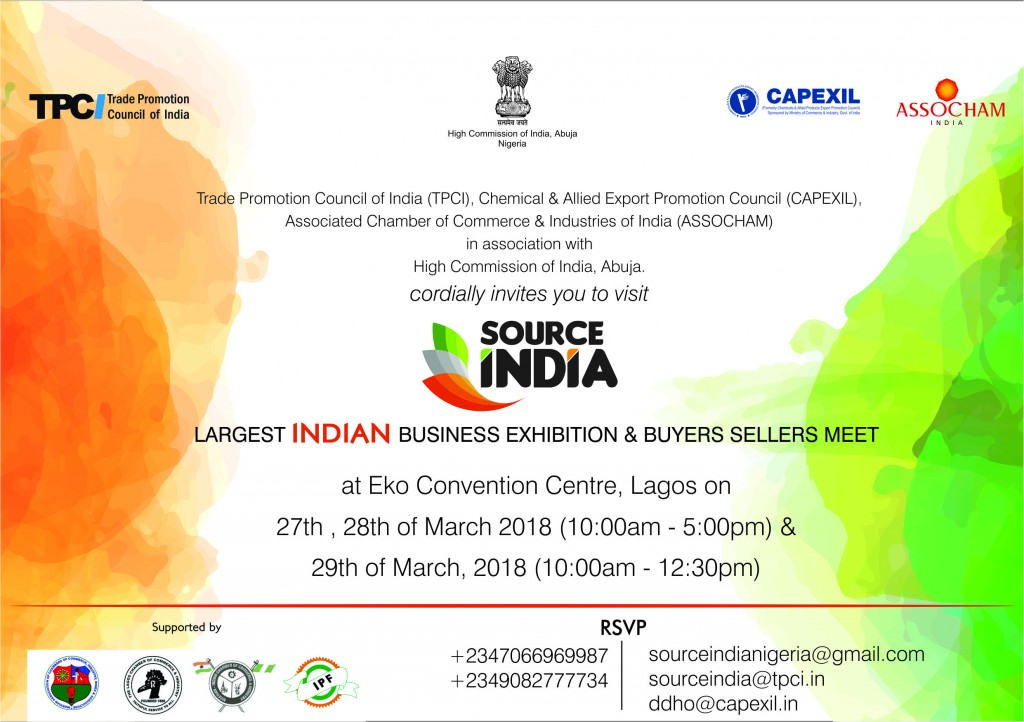 SOURCE INDIA invite